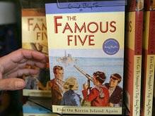 Британцы назвали любимых писателей