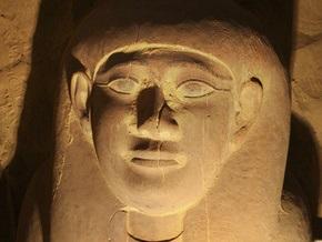 В Египте обнаружена нетронутая гробница