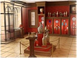 """В сети Интернет появилась """"Виртуальная экскурсия музеем им. Ханенко"""", созданная компанией """"3Д Арт""""."""