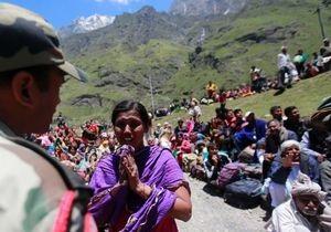Индия - Жертвами наводнения в Индии могли стать 5,5 тысяч человек
