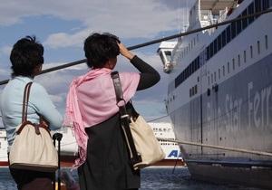 В Греции капитан туристического судна погиб из-за взрыва фейерверка