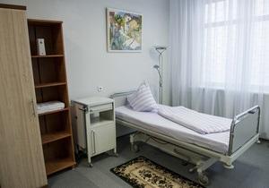 Кортеж из машин скорой помощи и машин сопровождения прибыл в харьковскую больницу. Находится ли там Тимошенко - неизвестно