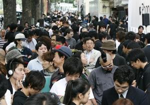 Последняя модель iPhone не будет продаваться в Китае из-за угрозы массовой давки