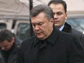 Янукович считает, что обязательства Украины перед МВФ бросят страну в нищету