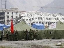 В Китае новое землетрясение. Толчки ощущались в Пекине