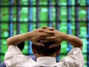 Рынок украинских акций захлестнуло снижение