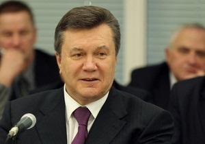 Янукович ошибся, произнося классическую английскую фразу