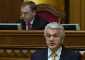 Литвин уверен, что новое правительство долго работать не будет