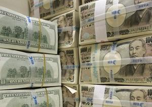 Япония: США ведет валютную войну против иены - доллар - иена