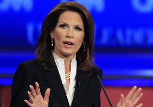 Единственная женщина-кандидат в президенты США приостановила предвыборную кампанию