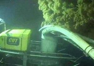 Очередная попытка ВР остановить утечку нефти терпит неудачу. Нефть приближается к пляжам Флориды