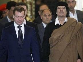 Россия и Ливия начали сотрудничество в сфере мирного атома