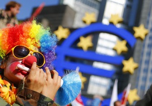 Курс гривны к доллару. Евро рухнул, официальный показатель бакса без изменений. - евро - доллар - рубль