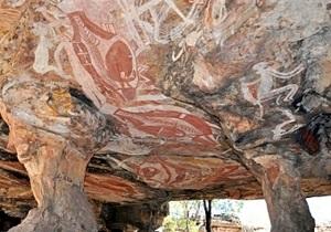 Археологи установили возраст древнейших рисунков австралийских аборигенов