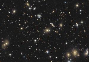Астрономам удалось сделать снимок  галактической дискотеки