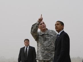 Обама прибыл в Ирак, не объявив заранее о визите