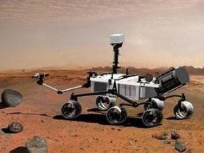 NASA откладывает запуск американского марсохода
