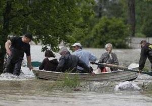 Европа под водой: Польша продолжает эвакуацию. Чехия подсчитывает многомиллионные убытки