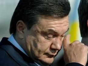 Янукович: Они ставят памятники Голодомору, а люди боятся Холодомора