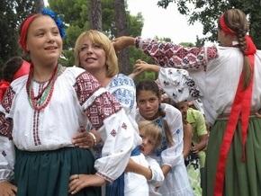 Фотогалерея: Семья Президента на фестивале в Артеке