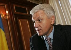 Литвин пока не получал документы для проведения внеочередного заседания Рады