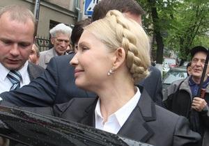 Тимошенко выздоровела и намерена посетить Генпрокуратуру