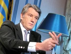 Ющенко дал четыре дня для решения вопроса рекапитализации банков