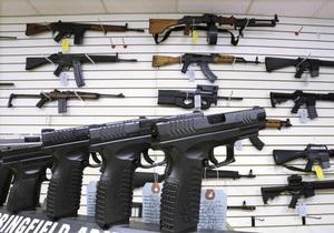 В сенат США внесли законопроект о запрете боевого оружия
