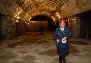 Станцию киевского метро Львовская брама обещают открыть в 2013 году
