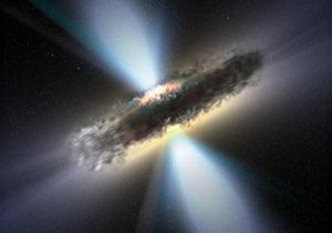 В космосе обнаружили две рекордно тяжелые черные дыры