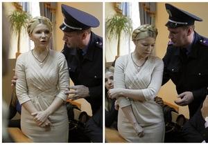 Свою обеспокоенность приговором Тимошенко выразила ОБСЕ