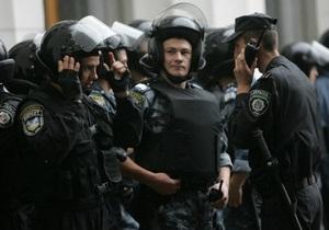 Порядок в Киеве в День Независимости обеспечат четыре тысячи милиционеров