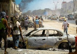 Би-би-си: Закулисная сторона действий британских спецсил в Ливии