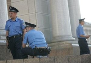 Больше чем на президентских: порядок на выборах в Раду будут охранять 60 тысяч милиционеров