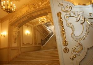 Корреспондент: Главные госучреждения Украины поражают роскошью