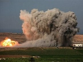 В секторе Газа уничтожена мечеть. Израиль впервые применил сухопутную артиллерию
