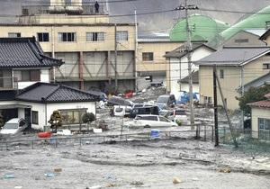 Число погибших и пропавших без вести после землетрясения в Японии достигло 13 тысяч