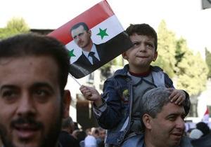 Сирийцы установят рекорд, написав в поддержку Асада письмо длиной 10 км