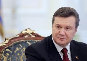 Bloomberg: Янукович направляет Украину в сторону ЕС