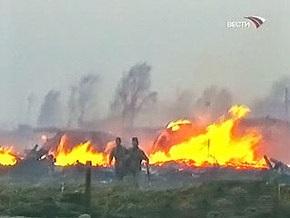 В Кении сгорели 50 мародеров