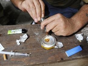 В Киеве ликвидировали очередной канал сбыта наркотиков
