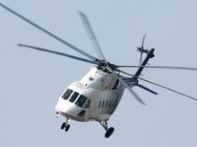 На месте аварии вертолета Ми-8 найден черный ящик