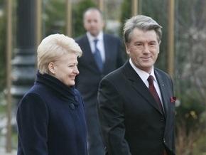 Литва отменила для украинцев плату за долгосрочные визы