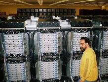Самый мощный суперкомпьютер в СНГ запускается в работу