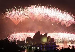 В новогоднем фейерверке в Сиднее поучаствуют смартфоны