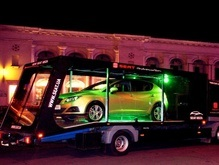 New Ibiza-тур по городам Украины.