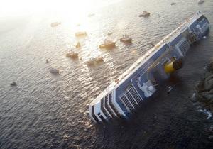 Прокуратура Италии опровергла данные СМИ о наркологической экспертизе капитана затонувшего Costa Concordia