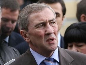Глава Киевской области заявляет о проблематичных отношениях с Черновецким