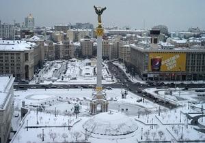 В этом году Киев заработал на рекламе более 100 млн грн
