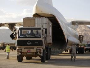 В ОАЭ разбился грузовой самолет